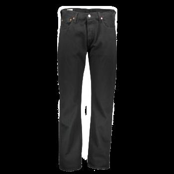 Levi's 501 Jeans straight, schwarz, Frontansicht