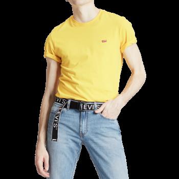 Levi's Original Housemark Tee, jaune, Yellow, devant
