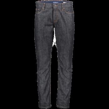 Alberto Jeans, regular slim fit, bleu foncé, onewash, devant