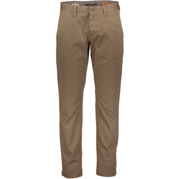 Alberto Chino Hose Lou, regular slim fit, brown, Frontansicht
