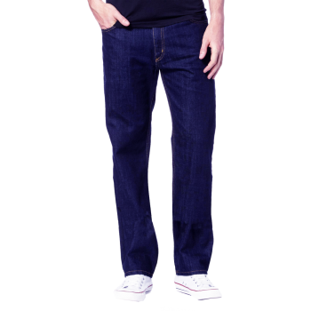 Lee-Jeans-Brooklyn-Straight-Stretch-Onewash-Front