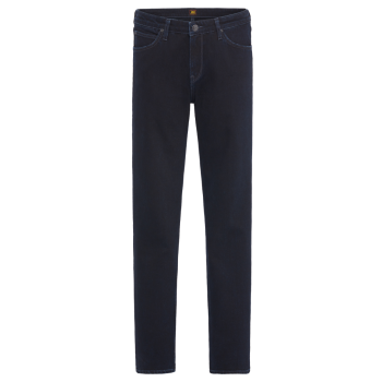 Lee Marion Jeans straight, grau, Comfort Grey, Frontansicht