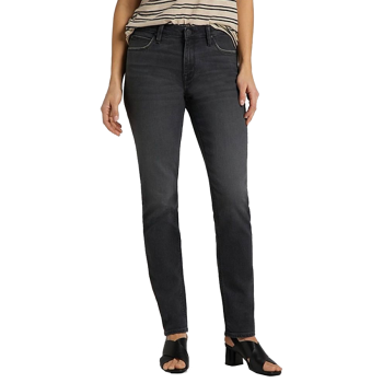 Lee Elly Jeans slim, Black Flow