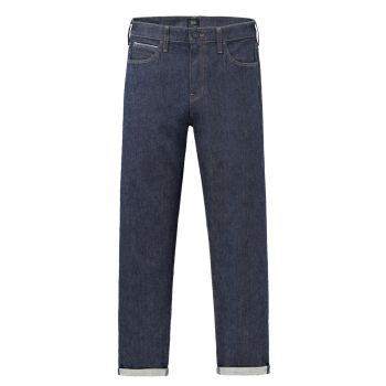 Lee Carol Jeans Straight, Dunkelblau, Rinse, Frontansicht