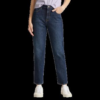 Lee Carol Cropped Jeans Straight, Dark Roberto, devant