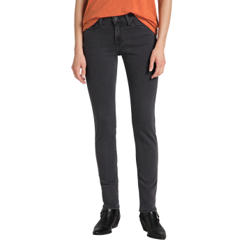 Lee Scarlett Jeans Skinny, Washed Ava, devant