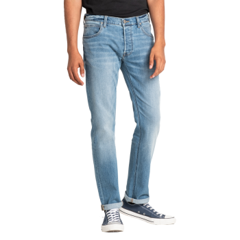 Lee Daren Jeans, bleu clair, Light Daze, devant