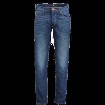 Lee Daren Jeans, blau verwaschen, Strong Hand, Frontansicht
