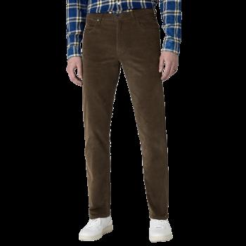 Lee Daren Jeans Regular Slim, Cord Coffee