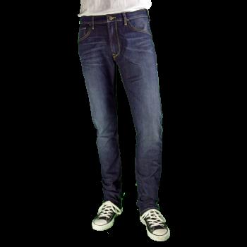 Lee Jeans Luke slim tapered blau verwaschen Frontansicht