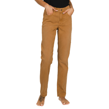 Angels CICI Jeans, Dark Brown Used, Frontansicht