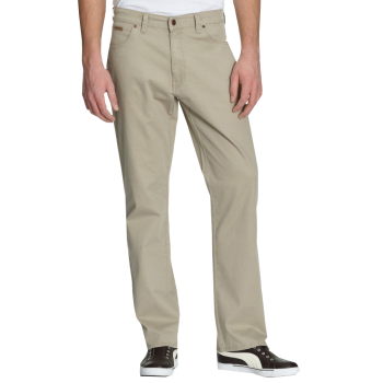 Texas Gabardine Stretch Camel Front