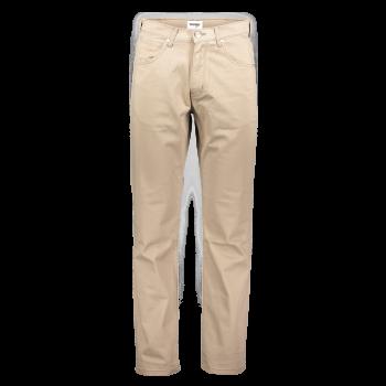 Wrangler Arizona Jeans straight, beige, Frontansicht