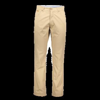 Wrangler Texas Stretch Jeans Straight, beige, Cornstalk, Frontansicht