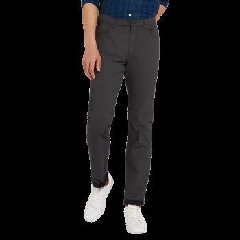 Wrangler Arizona Jeans straight, dunkelgrau / anthrazit, Frontansicht