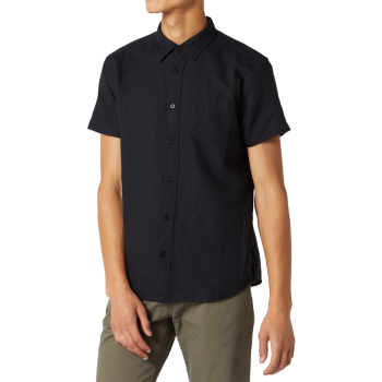 Wrangler 1 Pocket Shirt, Black, devant