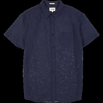 Wrangler 1 Pocket Shirt, navy, devant