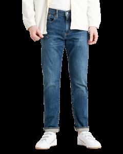 Levi's 502 Jeans, Wagyu Moss, mittelblau, Frontansicht