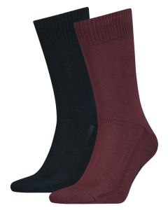 Levi's 2 Pack Socks Regular Cut, Poudre