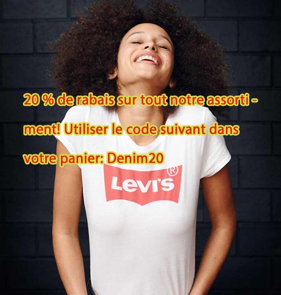 Levi's femmes Jeans Onlineshop