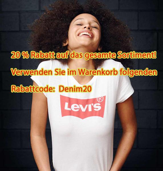 Levi's Frauen Jeans Onlineshop
